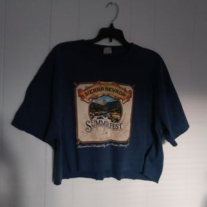 Sierra Nevada Crop top